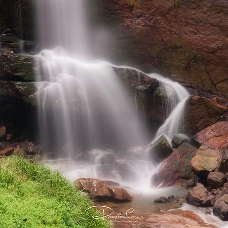 St. Clair Waterfalls