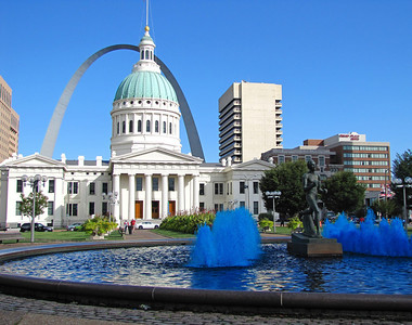 Historic Courthouse in St  Louis, Missouri (1)