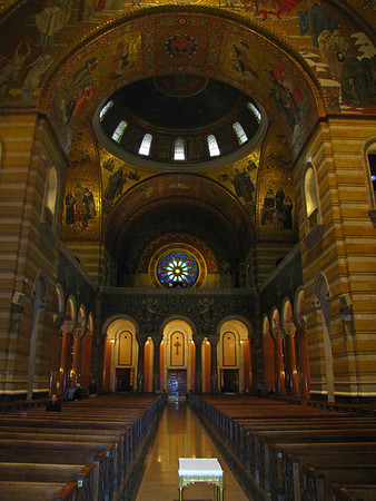 Cathedral Basilica in St  Louis, Missouri (10)