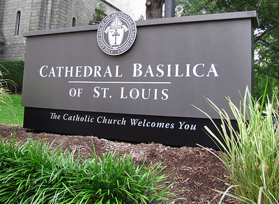 Cathedral Basilica in St  Louis, Missouri (1)