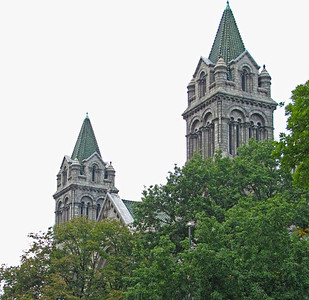 Cathedral Basilica in St  Louis, Missouri (2)