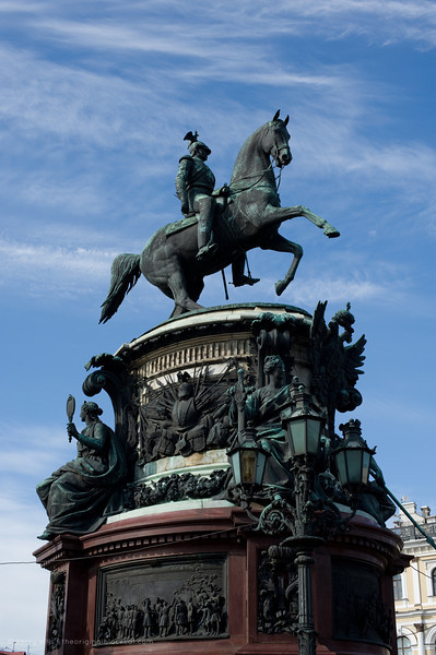 Monument to Nicholas I