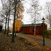 Skansen Museum on the island of Djurgården. Stockholm, Sweden