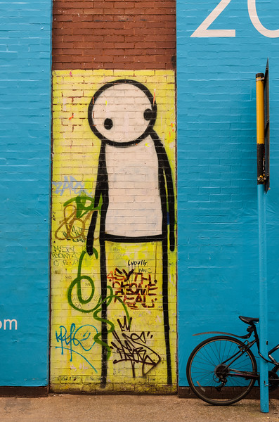 Stik, Hoxton & Shoreditch (London)