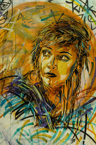C215, Hoxton & Shoreditch (London)
