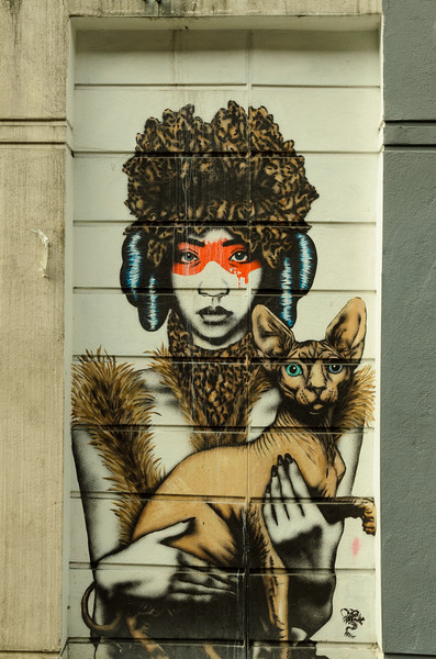Findac in Cheshire Street, Hoxton & Shoreditch (London)