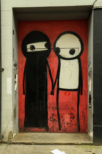 Stik, Brick Lane & Spitalfields, East London