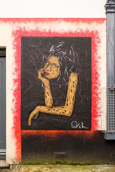 London street art and graffiti - north and south