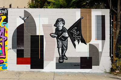 More NYC:  Welling Court Mural Project, Queens