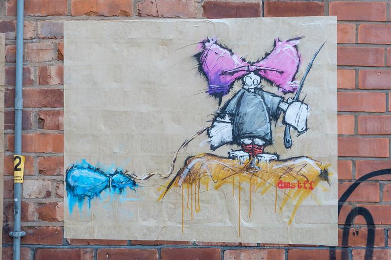 """dmstff"", Manchester Northern Quarter"