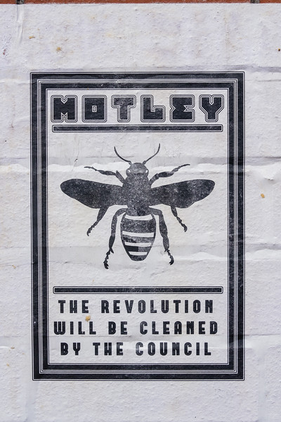 Motley, in the Manchester Northern Quarter