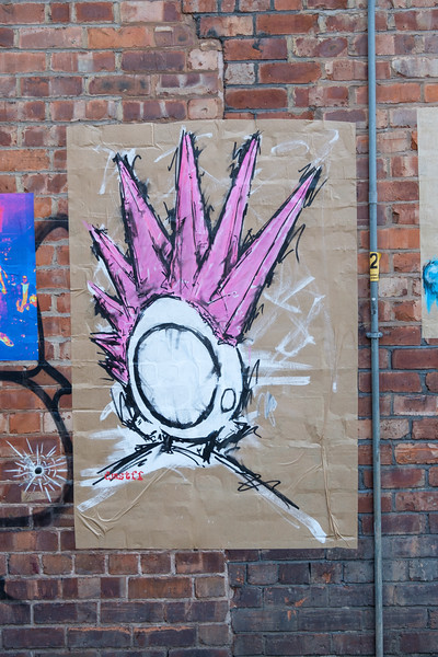 Northern street art (England)