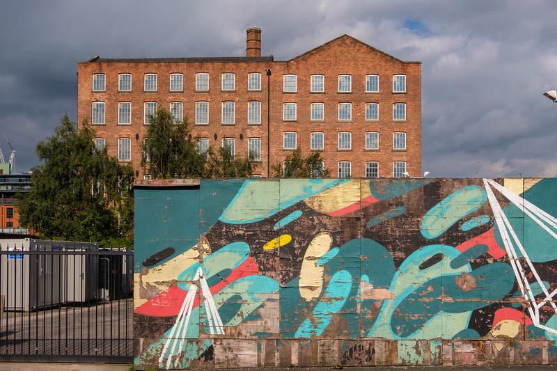 """Ema"" (France), Spear St., Manchester Northern Quarter"