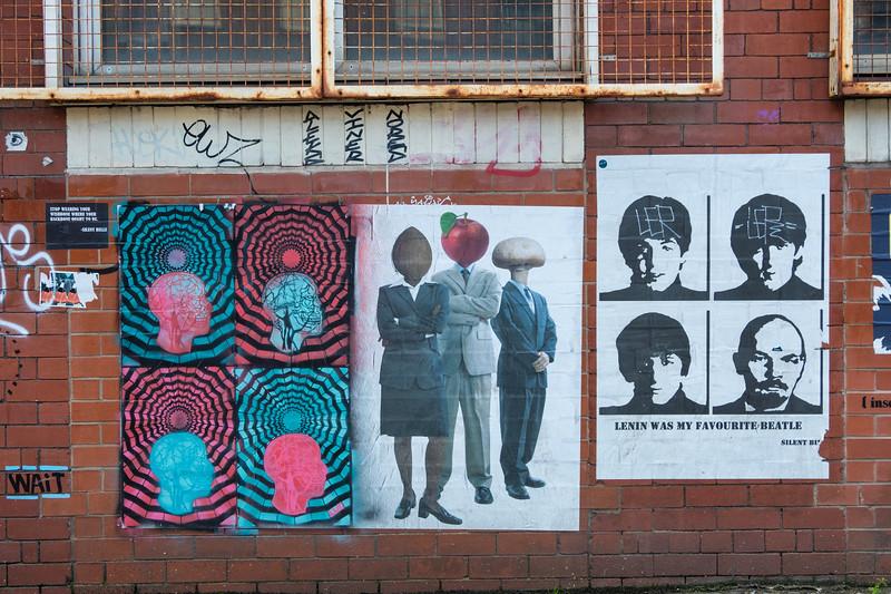 Silent Belle, Silent Bill, Manchester Northern Quarter