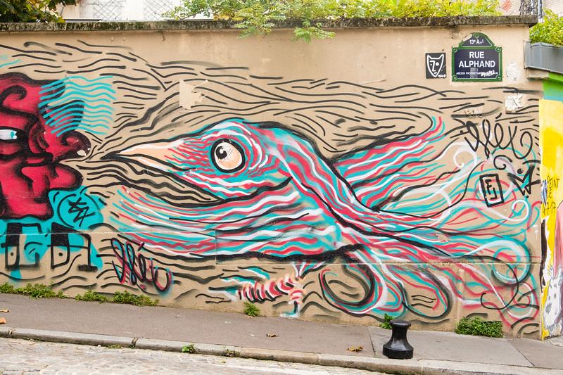 rue Alphand, Paris (13th)