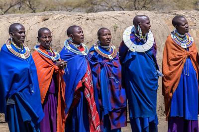 Tanzania - Massai