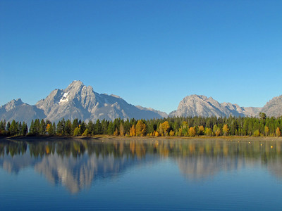 Grand Teton National Park, Wyoming (Colter Bay-morning) (3)