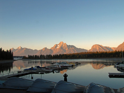 Grand Teton National Park, Wyoming (Colter Bay-evening) (3)