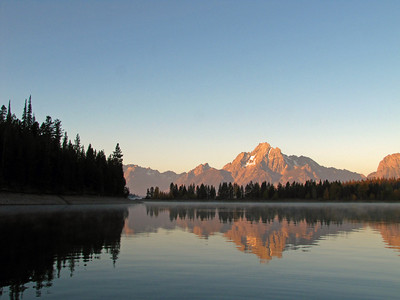 Grand Teton National Park, Wyoming (Colter Bay-evening) (2)