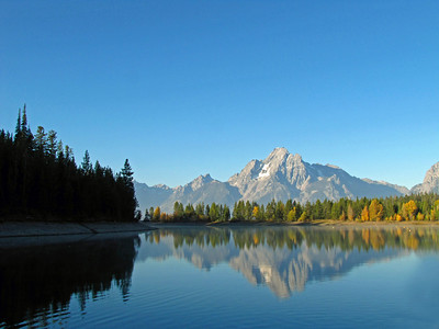 Grand Teton National Park, Wyoming (Colter Bay-morning) (2)