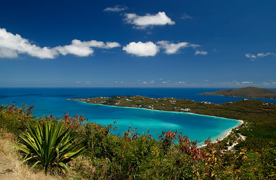 Drake's Seat Overlook, Magen's Bay, St. Thomas USVI