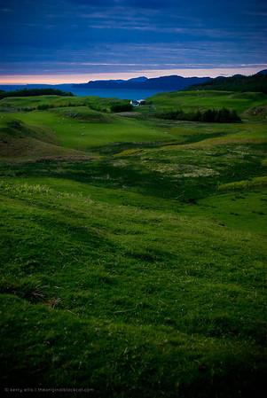 Glengorm Castle, Isle of Mull, Scotland
