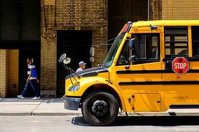 Toronto Schoolbus