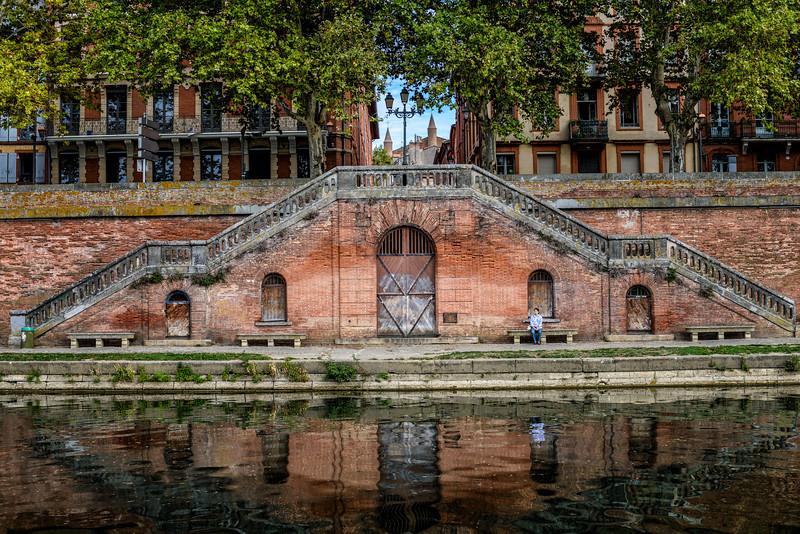 Quai de Tounis, Toulouse