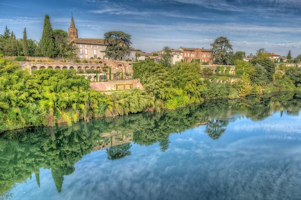 Lisle sur Tarn near Toulouse