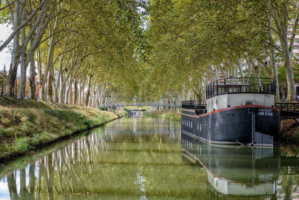 Canal de Brienne, Toulouse