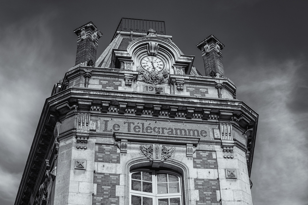 Le Telegramme building, Toulouse