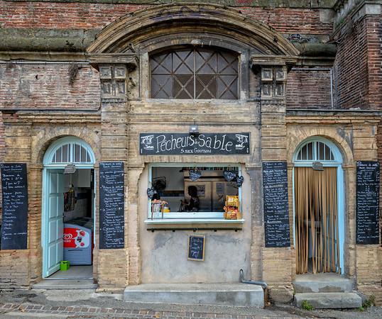 Pecheurs de Sable snack bar - La Daurade Toulouse