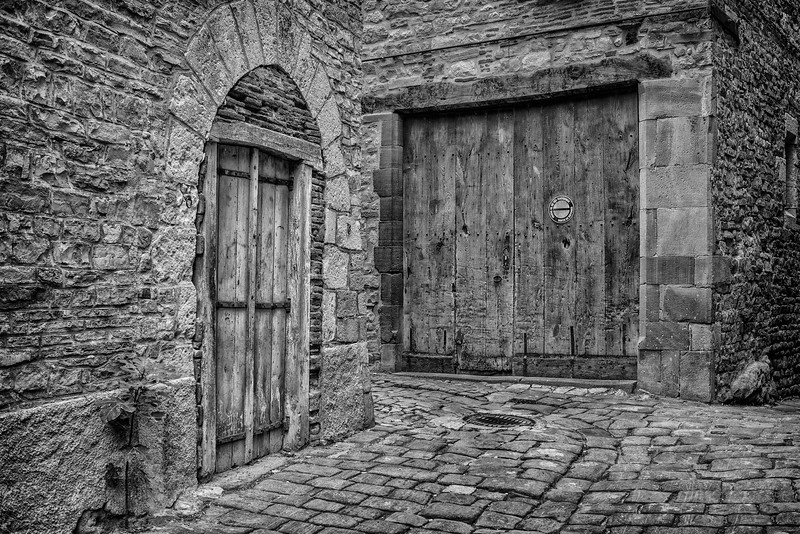 2012 Pic(k) of the week 44: Back in time, Cordes-sur-Ciel