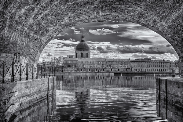 2012 Pic(k) of the week 41: View on Toulouse