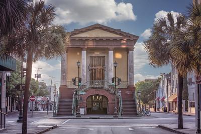 Market Street, Charleston South Carolina
