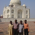 fellow travelers to the Taj