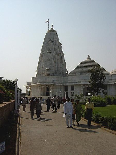 modern Hindu temple, Jaipur