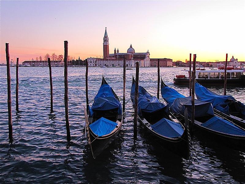Isola di San Giorgio Maggiore from Piazza San Marco, Venice