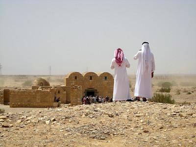 Qusayr Amra, Jordan
