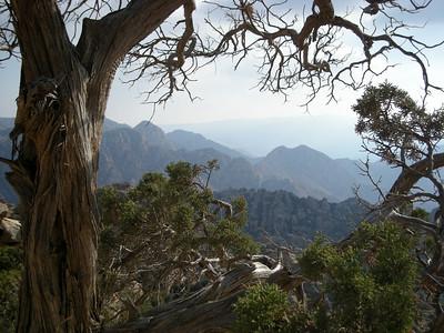 Dana Nature Preserve in southern Jordan