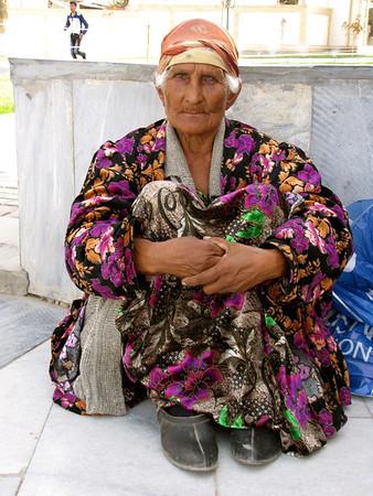 in Samarkand
