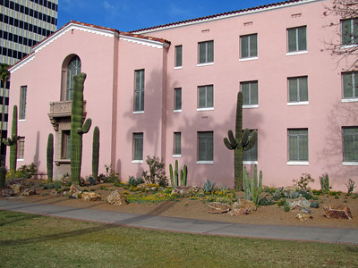 Pima County Courthouse, Tucson, Arizona (2)