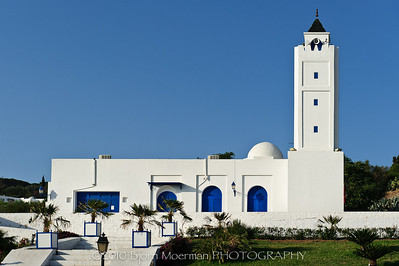 Mosque at Sidi Bou Said, Tunis