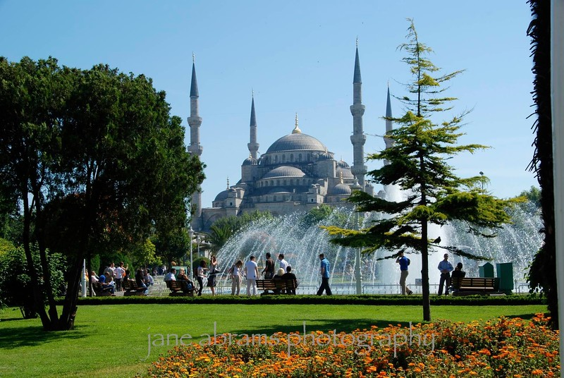The Haghia Sophia