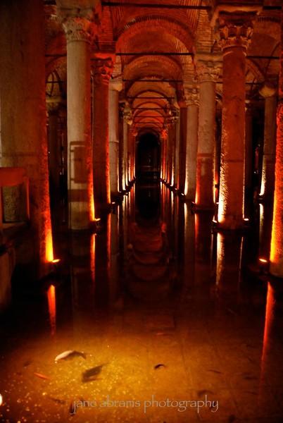 Bascilica Cistern, Istanbul