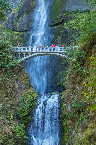 Multenomah Falls, Oregon