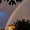 Rainbow, Uddingston, Scotland
