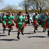 Morris Dancers. Godshill village