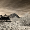 Glencoe in infrared