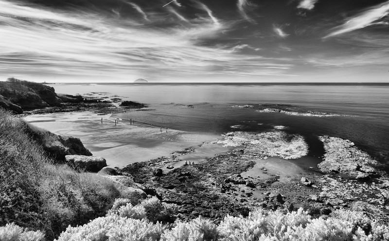 Culzean Castle & Country Park  in Infrared